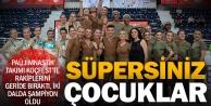 Jimnastik Takımı iki dalda Türkiye şampiyonu oldu
