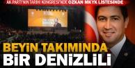 Milletvekili Özkan Ak Parti MKYKsında