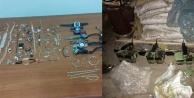 Polisten hırsızlık operasyonu: 2 tutuklama