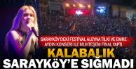 Sarayköy, 13. Tarım ve Kültür Festivali'nde muhteşem final yaptı