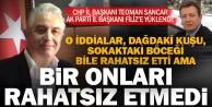 """CHP İl Başkanı Sancar, Filiz hakkındaki iddialar için savcıları göreve çağırıyorum"""""""