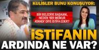 Denizli Güncel kulislerden bildiriyor: Erkan Haylanın istifasının ardında Berna Öztürk var
