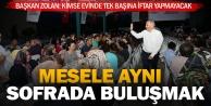 İftar bereketi Yenişehir ve Bahçelievler'de
