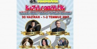 Kızılcabölük festivale hazır
