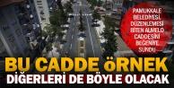 Pamukkale Belediyesi altyapıya yoğunlaştı
