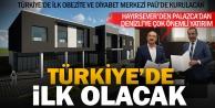 Türkiyede ilk Obezite ve Diyabet Merkezi PAÜde kurulacak