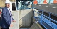 Büyükşehir DESKİ'den Tavas'a modern arıtma tesisi