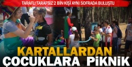 Denizli Beşiktaşılar Derneğinden çocuklara özel piknik