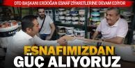Erdoğan: DTOya üyelerimiz yön veriyor