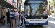 Otobüsler bu hafta sonu ücretsiz