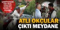Denizli#039;de Atlı Okçuluk Türkiye Şampiyonası heyecanı