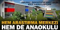 Pamukkale Üniversitesine anaokulu