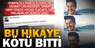 Pompalıyla öldürülen Mehmet Canın gidişi arkadaşlarını yasa boğdu