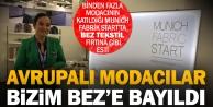 Avrupaya Bez Tekstil damgası