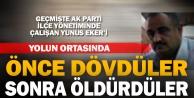 Çal Akkent'te vahşi cinayet