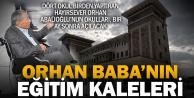 Hayırsever Orhan Abalıoğlunun yaptırdığı okullar bir ay sonra açılıyor