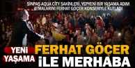 Sinpaş Aqua City Denizlide  Ferhat Göçer Konseri
