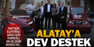 Turkcell Ar-Ge Merkezinden Alatay ziyareti