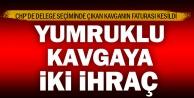 CHP#039;de kavga sonrası meclis üyesi ve eski sayman ihraç edildi