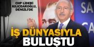 Kılıçdaroğlu Denizlide işadamlarıyla buluştu