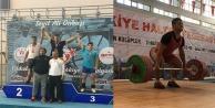 Mehmet Avcıl Türkiye Şampiyonu