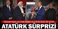 Ressam Çallı#039;dan Vali Karahan#039;a Atatürk tablosu