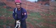 20 metrelik kuyuya düşen kedi kurtarıldı