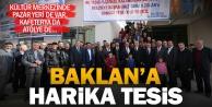 Baklan, Kültür Merkezi ve Sosyal Tesisi'ne kavuştu