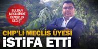 Buldan belediye meclis üyesi Eroğlu, partisinden istifa etti
