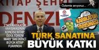 Büyükşehir, Türk sanatına katkı koymaya devam ediyor