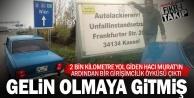 Hacı Murat Almanyada gelin arabası olacak