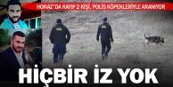 Honaz'da kayıp 2 kişi, polis köpekleriyle aranıyor