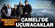 İskoç çift, Çameli'de uçuş eğitimi verecek