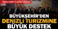 """Başkan Osman Zolan: quot;Denizliyi dünyaya tanıtacağız"""""""
