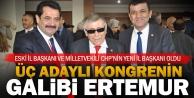 CHP Denizli#039;de kazanan Ertemur oldu