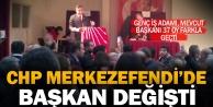 CHP Merkezefendi İlçe Başkanı Tolga Varlıker oldu