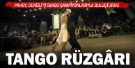 PAHOYdan Tango rüzgârı