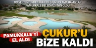 Pamukkale Kocaçukurun işletmesini Pamukkale Belediyesi aldı