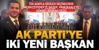 Ak Partide Merkezefendiye Başer, Pamukkaleye Gökbel başkan oldu
