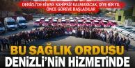Büyükşehir#039;in sağlık ordusu görevde