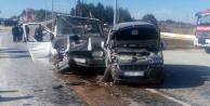 Güney'de kaza: 3 yaralı