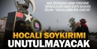 Büyükşehir, Hocalı Soykırımı#039;nı unutturmayacak