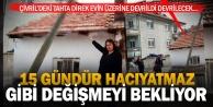 Çivril'deki kırık direk ölüme davetiye çıkarıyor