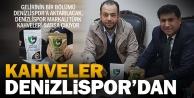 Denizlispor#039;dan #039;hatırlık#039; kahve