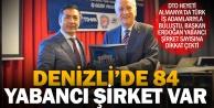 DTO heyeti, Berlindeki Türk iş adamlarıyla buluştu