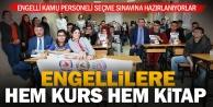 Engelliler Meclisi#039;nden EKPSS desteği