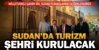 Türk iş adamları Sudana turizm yatırımı yapacak