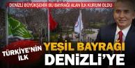 Türkiye#039;nin ilk quot;Yeşil Bayrakquot; ödülü Büyükşehir#039;e