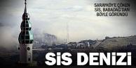 Babadağ'dan muhteşem sis manzarası