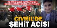 Çivrilli başçavuş Balıkesir'deki kazada şehit düştü